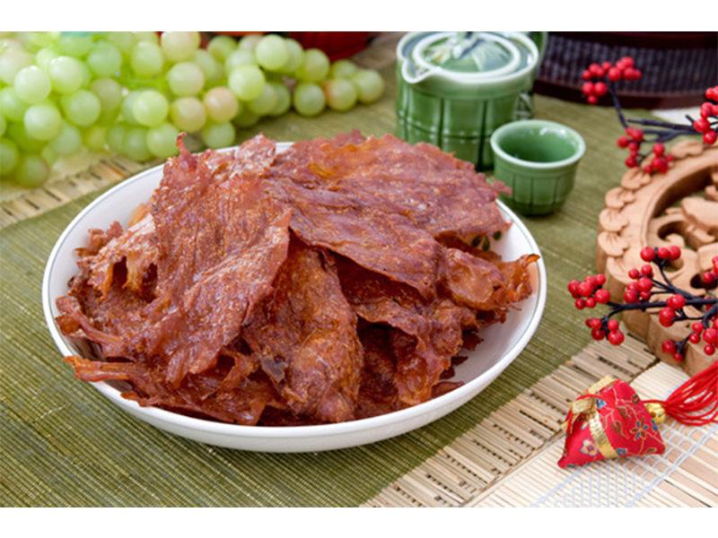 彰化肉乾名產北斗李香瑩肉乾